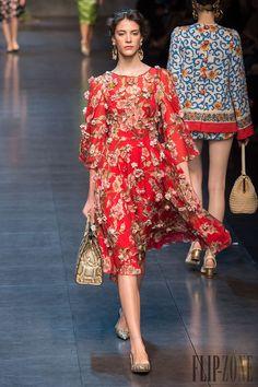 Dolce & Gabbana - Ready-to-Wear - Spring-summer 2014