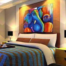 resultado de imagen para cuadros abstractos modernos para dormitorios verdes