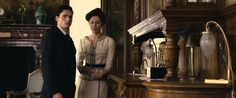 A Promise starring Richard Madden, Rebecca Hall and Alan Rickman