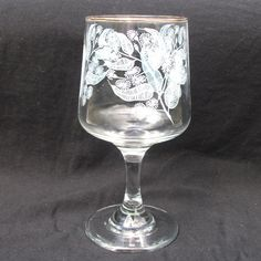 Chance glass CALYPTO later shape wine glass, Harris