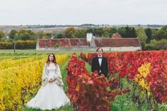 Theodora & Sebi – After Wedding in Loire Valley
