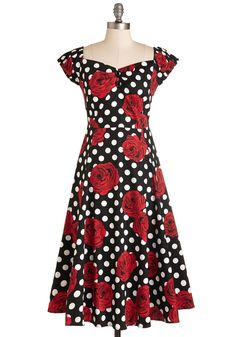 Dresses - Got the Dots for You Dress