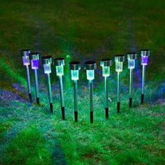 Buy cheap solar lamps for big save led solar lights solar lawn good solar powered garden light garden decoration 2018 aloadofball Images
