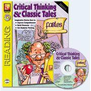 Critical Thinking Creative Thinking Skills, Critical Thinking Skills, Reluctant Readers, Reading Levels, Graphic Organizers, Activities, School, Classic