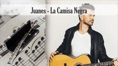 Partitura Juanes - La Camisa Negra Flauta Traversa