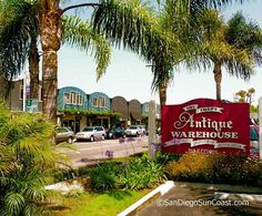 Re-FABBED vintage WWII Quonset Huts in San Diego!!! Antique-mall style menagerie of treasures, located in the heart of the Cedros Design District.