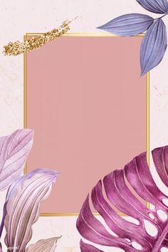 Flower Background Wallpaper, Framed Wallpaper, Graphic Wallpaper, Pink Wallpaper Iphone, Glitter Background, Flower Backgrounds, Wallpaper Backgrounds, Instagram Background, Instagram Frame