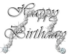 Happy Birthday Animated Gif - Page 1 Images, Pictures, Photos Happy Birthday Sparkle, Happy Birthday Son, Birthday Posts, Happy Birthday Pictures, Happy Birthday Balloons, Friend Birthday, Birthday Quotes, Birthday Messages, Birthday Text