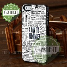 A Day to Remember Have Faith - iPhone 4/4s/5/5S/5C Case - Samsung Galaxy S2/S3/S4 Case - Black or Whiteby XGAMBITX on Etsy