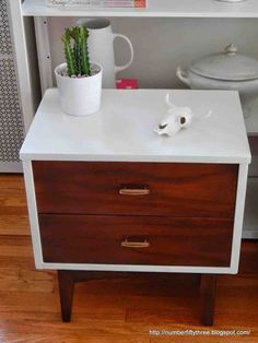 New Post small bedside chest of drawers