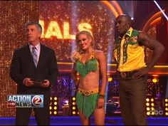 "Donald Driver's green and gold freestyle dance snags perfect 10's on ""Dancing with the Stars"""