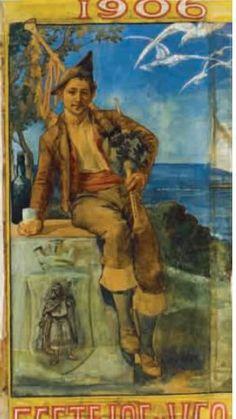 Sidra El Gaitero 1906
