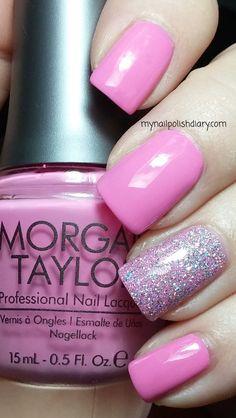 Morgan Taylor Lip Service and Morgan Taylor Fame Game