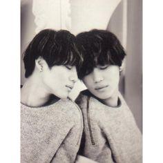 Korean Magazine Lovers (SHINee Tae Min - Vogue Girl Magazine... ❤ liked on Polyvore
