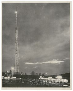 The radio tower was finally removed when dangerous icicles fell into the parking lot.  WTOB studios were right next door.  Were you a WTOB fan or WAIR?