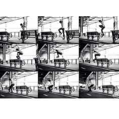@swankfuck_inc impossible over a bench and more from @mehringsbearings post today at skateboardermag.com