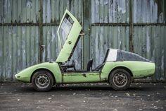 Porsche 911 HLS | Retractable roof Rennsport coupe