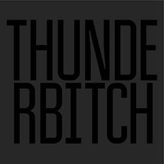 Thunderbitch - Thunderbitch [Explicit]