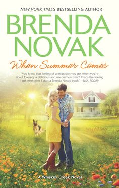Very good book!  Wd  Book 3, novella, 1' 2' then 3 When Summer Comes by Brenda Novak