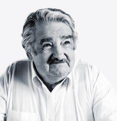 José Pepe Mujica - president of Uruguay from 2010.