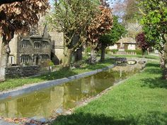 A 1:9 scale model and lies at the heart of the Bourton-on-the-Water in Gloucester, England. The model village was the brainchild of a local landlord who perhaps had the idea after partaking of one or two more pints than he should have behind his own bar.  It took five years to create, employing local craftsmen at the height of the 1930s depression. This week, the entire village was designated Grade II Listed by English Heritage
