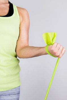 Do These Resistance Band Exercises Anywhere #fitness #workout
