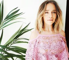 These Are the Best Celebrity Hair Changes From Instagram So Far Emilia Clarke In anticipation of the 2016 Emmys red carpet, the Game of Thrones star lightened up her locks.
