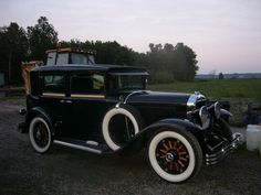 1929 Buick McLaughlin Model 41.