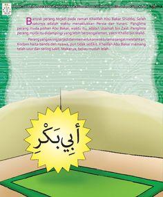 Ebook Online Abu Bakar Shiddiq Sang Dermawan Harta dan Jiwa adalah buku kisah teladan Abu Bakar Shiddiq bergambar untuk anak muslim.