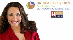 Dr. Heather Brown, D.D.S. is one of Houston's leading orthodontists. She is a native of Jackson, MS; a graduate of the University of Southern Mississippi-Hattiesburg; received the D.D.S. degree from Meharry Medical College, and received the specialist certificate in orthodontics from Howard University College of Medicine and graduated valedictorian of her class. She is married to former NFL player Eric Brown.   #HowardUniversity #HBCU #BlackHistory