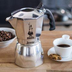 Für alle, die wissen, wie guter italienischer Espresso schmecken muss: Bialetti Espressokocher