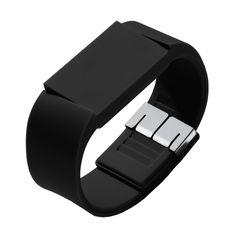 Pure Black Mutewatch by Mutewatch. Available at Dezeen Watch Store: www.dezeenwatchstore.com #watches