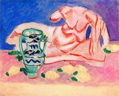 Ilyssus from the Parthenon, Henri Matisse - 1908