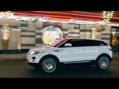Anuncio Spot Range Rover Evoque: The Power of Presence - Enero 2012