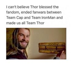 Bless Thor<<<<< this video is pure gold