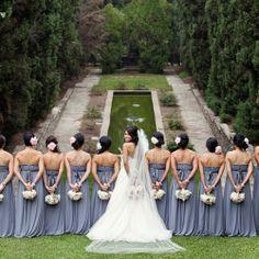 How pretty! Glimpse into the future dear Bridesmaids ;-)