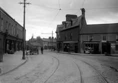 Donnybrook, Dublin, Ireland ca 1900 Old Pictures, Old Photos, Vintage Photos, Images Of Ireland, Photo Engraving, Ireland Homes, Historical Images, Dublin Ireland, The Good Place