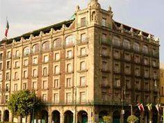 El #hotel Best Western Hotel #Majestic localizado en el Zócalo, el corazón de la Ciudad de #México