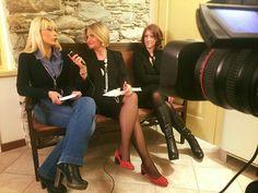 Intervista per Obiettivo Valsesia, con Lorella Morino