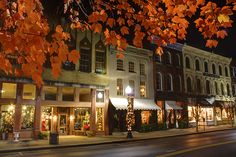 Franklin TN - some of our favorite friends live here and we love visiting them!