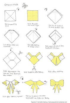 Origami sløjfe