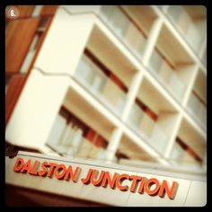 Dalston Junction, London. And Ridley Road Market, Dalston Superstore and the Rio. And even the 277.