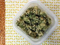 Grilled Chicken Pesto Wraps - Emily Bites
