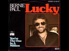 Bernie Paul - Lucky - YouTube