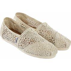 TOMS-Ladies-Crochet-Alpargata-Shoes-Natural