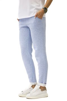 Achers relaxed jogging pants in dark blue color #achers#pants#jogging#relaxed#blue#bluepants#joggingpants#casualpants#relaxedpants