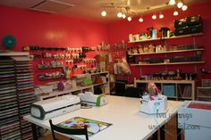 Updated pictures of my space... warning PICTURE HEAVY! - Scrapbook Rooms - Cricut Forums
