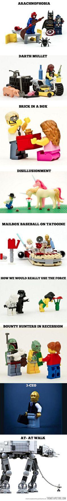 Lego Creativity…
