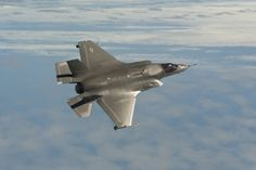 F35. Image: Flickr/Official U.S. Navy/CC by 2.0