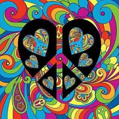 PEACE & L♡VE EVERYTHING